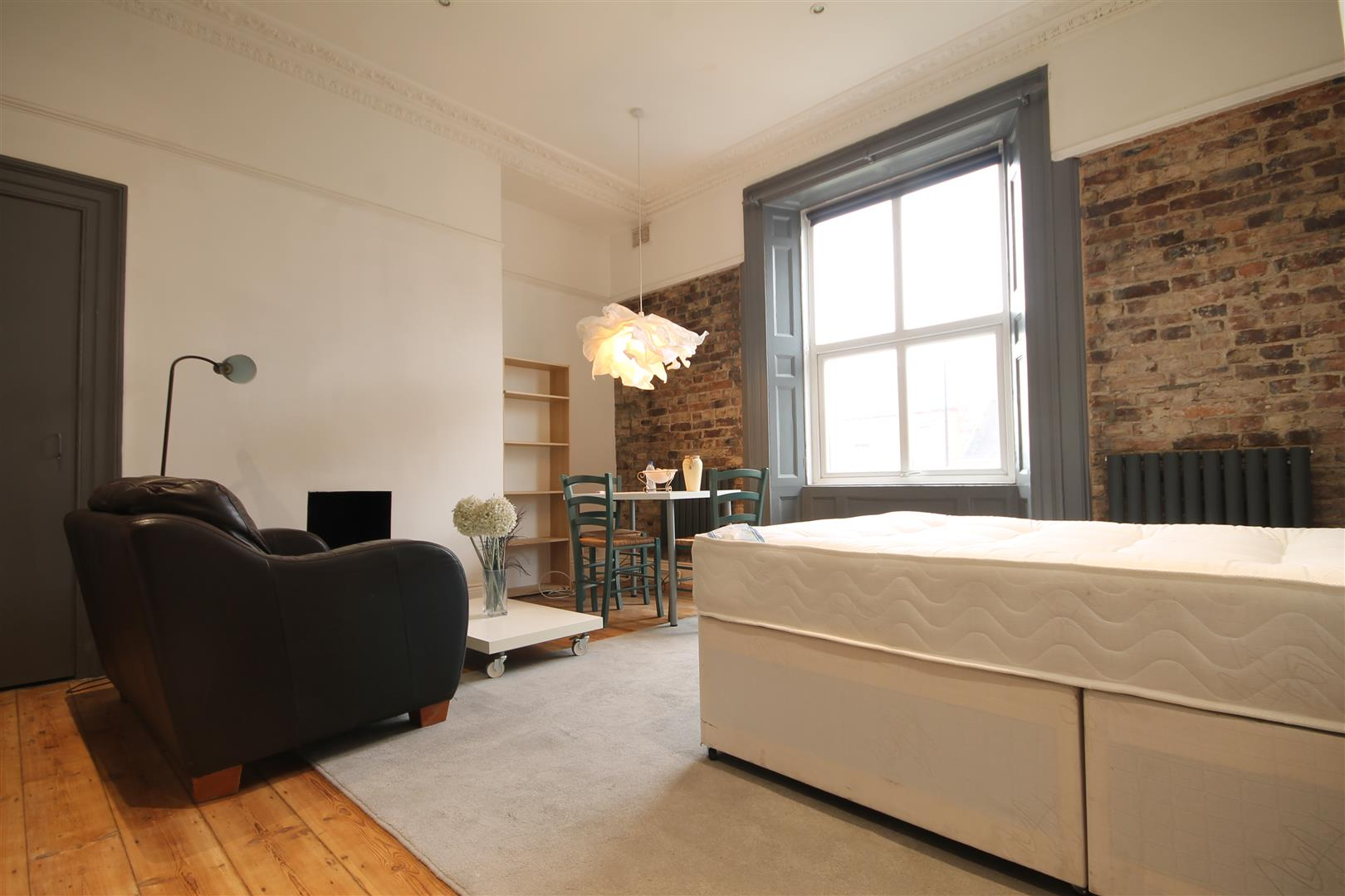 A1 Westgate Road Newcastle Upon Tyne, 1 Bedrooms  Studio ,To Let